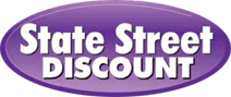 State Street Discount Logo